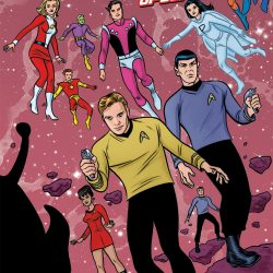 Episode 033: What's Up With Star Trek & Author Cary Caffrey