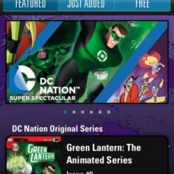 DC launches all-ages DC Nation App and Magazine