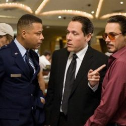 Jon Favreau Returns To Iron Man As Happy Hogan
