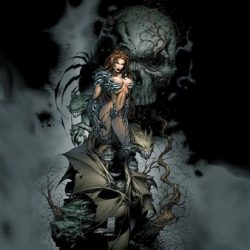 Witchblade Uncovers Hidden Artifacts