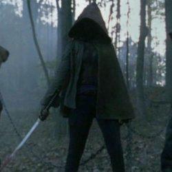 The Walking Dead Season Premiere Introduces Michonne