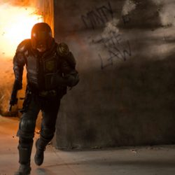 New Dredd Photo And Full Plot Synopsis