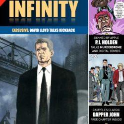 Infinity – Free Magazine about Digital Comics for iPad