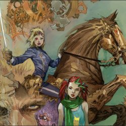 Top Cow's Cyberforce Free Issues