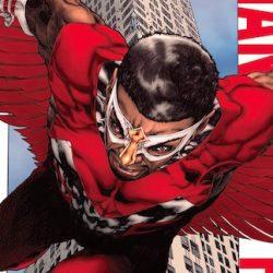 Captain America Sequel: Soaring With The Falcon