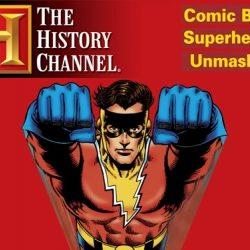Comic Book Superheroes Unmasked
