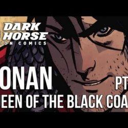 Dark Horse Comics – Conan: Queen of The Black Coast pt. 1