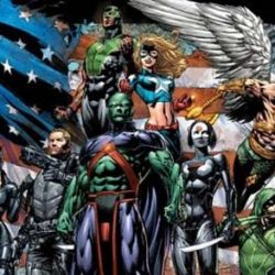 Geoff Johns Explains the Thought Behind the Justice League of America