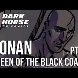 Dark Horse Comics – Conan: Queen of The Black Coast pt. 6 (of 6)