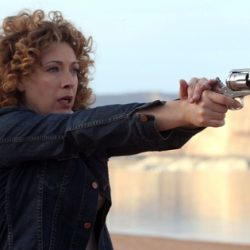 Alex Kingston to Play Dinah Lance on Arrow