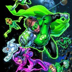 Geoff Johns' Green Lantern Successor Has Been Revealed