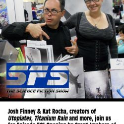 Episode 53: Interviews with Josh Finney & Kat Rocha