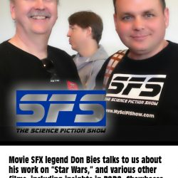 Episode 53: Movie SFX Legend Don Bies