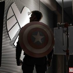 Captain America: The Winter Soldier Begins Filming
