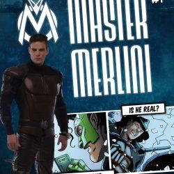 ROK Comics release Master Merlini interactive Audio Comic