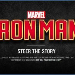 Audi Teams Up with Marvel to Launch Iron Man Comic Book Contest