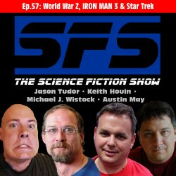 Episode 57: World War Z, Star Trek, Iron Man 3