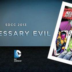 DC Releases Necessary Evil Trailer
