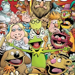 The Muppets Omnibus Hardcover