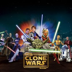 Final Episodes of Star Wars: The Clone Wars to Debut Next Year