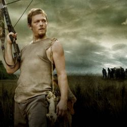 The Walking Dead's Norman Reedus Up for Role in The Crow Reboot
