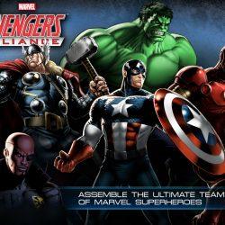 Marvel Execs Talk Developments in Gaming – Avengers Alliance