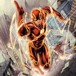 Wally West Finally Makes His New 52 Debut