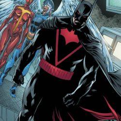 Earth 2 Batman Revealed