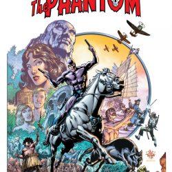 Peter David to Helm New Phantom Series