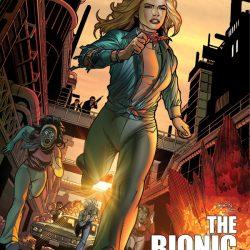 Bionic Woman: Season 4 #1 Coming This September