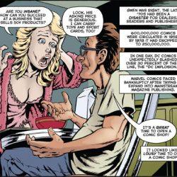 """Aaron """"Adventures of Aaron"""" Warner Returns to Comic Books in """"Number One"""""""