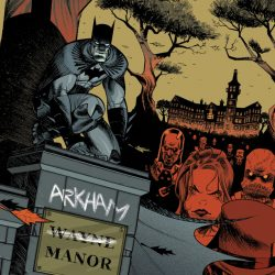 Two New Titles Come to the Bat Family This October