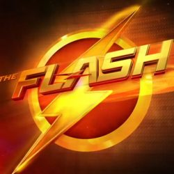 Teaser Poster for the New Flash Series on the CW