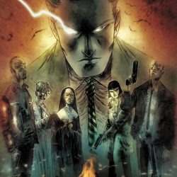 DC Comics Announce Gotham by Midnight by Ray Fawkes and Ben Templesmith