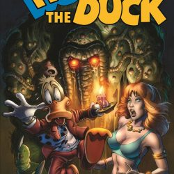 Howard the Duck Omnibus Returns For a New Printing in October