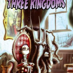 Kickstarter: Howard Lovecraft and The Three Kingdoms