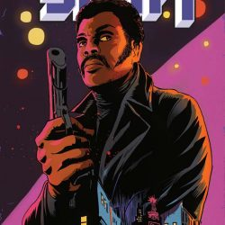 Dynamite Announces Creative Team for All-New Shaft Comic