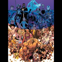 Marvel Teaser Proclaims The End of the Ultimate Universe