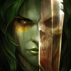 Guardians Of The Galaxy Screenwriter Nicole Perlman To Write Gamora Comic Series