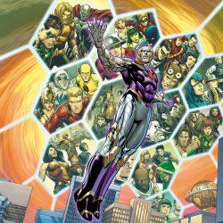 DC Comics Announces Multiverse- Based Convergence Nine-Week Event