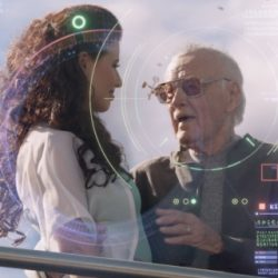 Stan Lee Almost Lost His Head in Guardians of the Galaxy Cameo