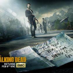 The Walking Dead Season 5 Poster brings New Locations
