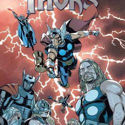 Secret Wars Brings Multiple Thundergods In Thors