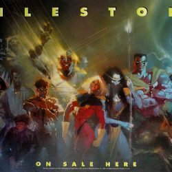 Michael Davis talks about why he's not in Milestone 2.0