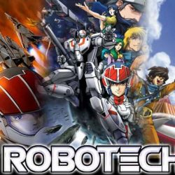 Sony Snags Robotech for Potential Franchise