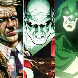 Guillermo del Toro Reportedly No Longer On Justice League Dark