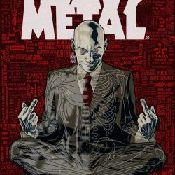 Grant Morrison Named New Editor-in-Chief of Heavy Metal
