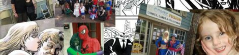 2016 Superhero Weekend for Charity at Comic Fusion, NJ
