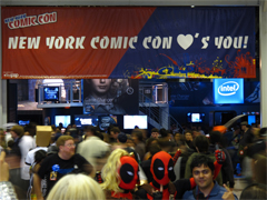 Some panel recaps from NYCC
